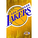 Trends International RP13059 Los Angeles Lakers Logo Wall Poster