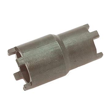 Pepional Llave de Vaso para Tuerca de Bloqueo de Embrague (20 mm, 24 mm), para GY6 50CC 125CC 150CC, Pit 4 Ruedas: Amazon.es: Coche y moto