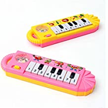 Toys & Gifts - Baby Kids Mical Piano Early Educational Game Instrument Developmental Toy - Kids Piano Toy Keyboard Childs Toddler Baby - For - 1PCs