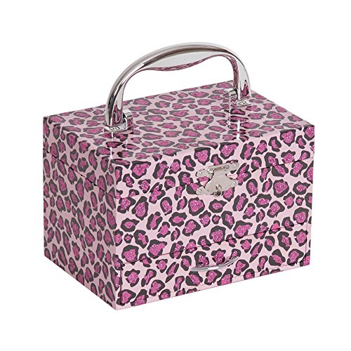 Mele & Co. Josie Girl's Musical Ballerina Jewelry Box with Leopard (Ballerina Leopard)