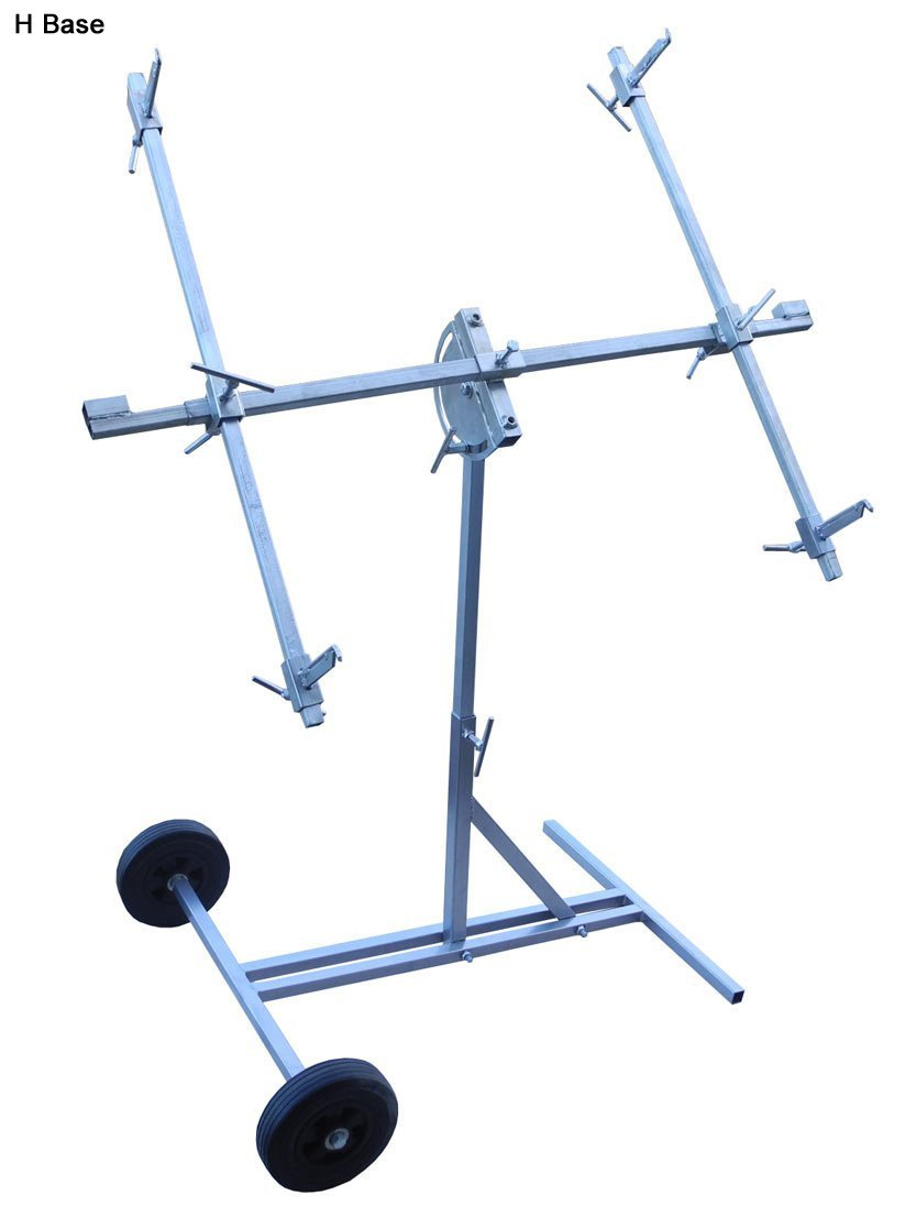 Redline Autobody H Base Paint Stand Rack by Redline