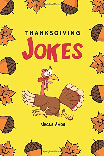 Thanksgiving Jokes: Funny Thanksgiving Jokes and Riddles for Kids cover
