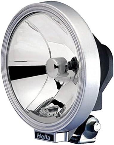 Black Hella 1F3 009 390-011 Rallye 3000 Compact Housing Spotlight