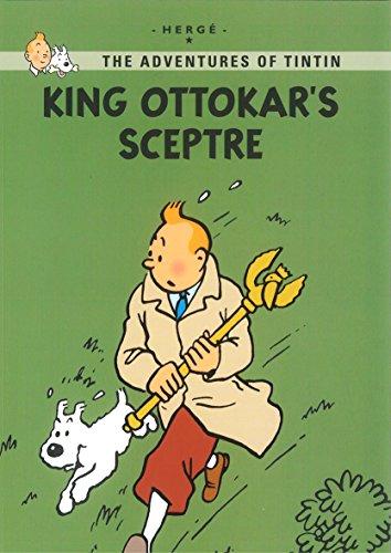 Book cover for King Ottokar's Sceptre