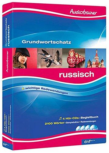 Audiotrainer Grudnwortschatz, Russisch Niveau A1 + A2
