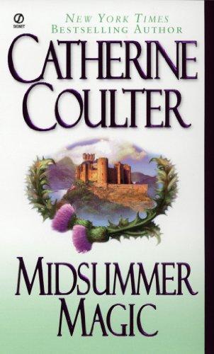 book cover of Midsummer Magic