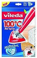 Vileda 146592 Ersatzbezug für 100 Grad