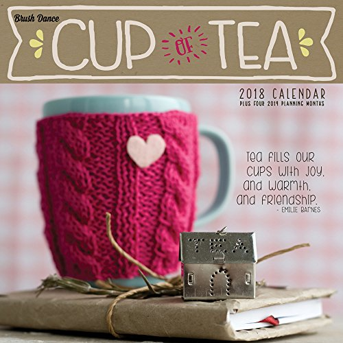 Cup of Tea 2018 Wall Calendar