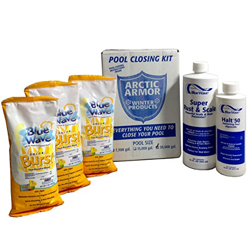 Blue Wave Large Chlorine Pool Winterizing Kit