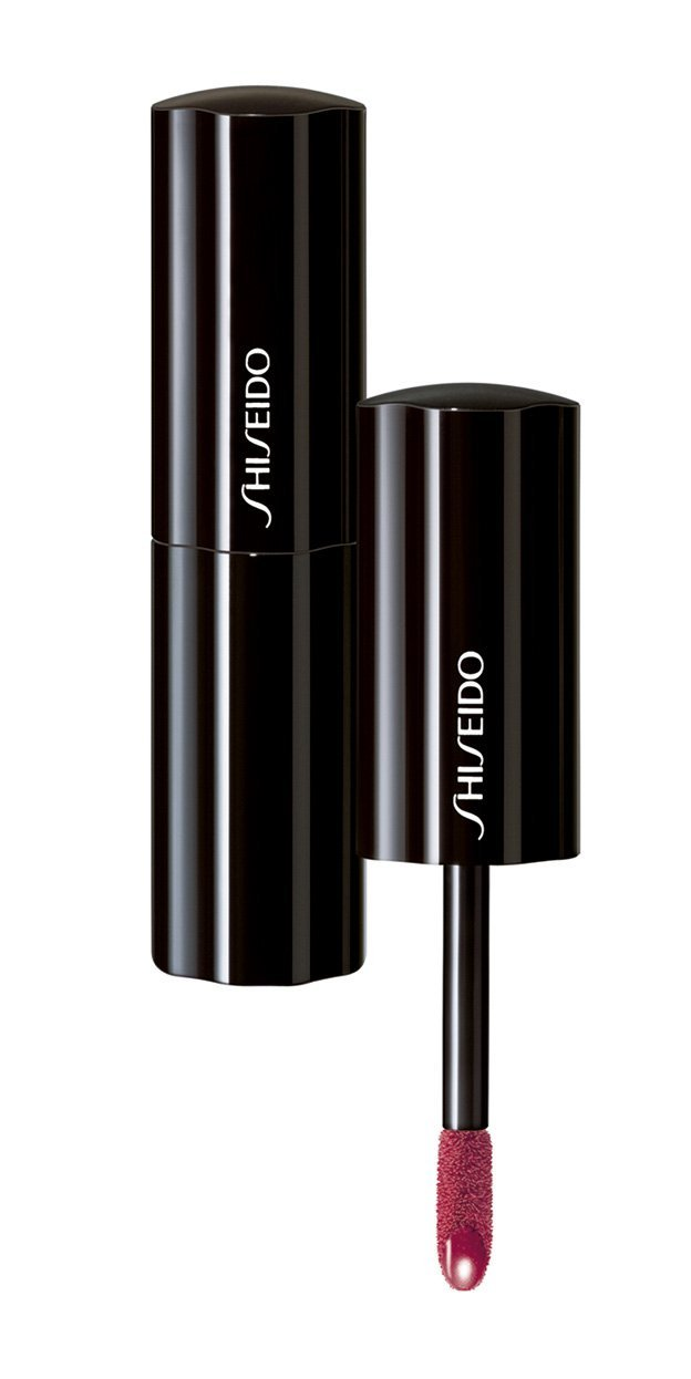 Shiseido Lacquer Rouge # Rs723 Hellebore Lip Gloss for Women, 0.2 Ounce