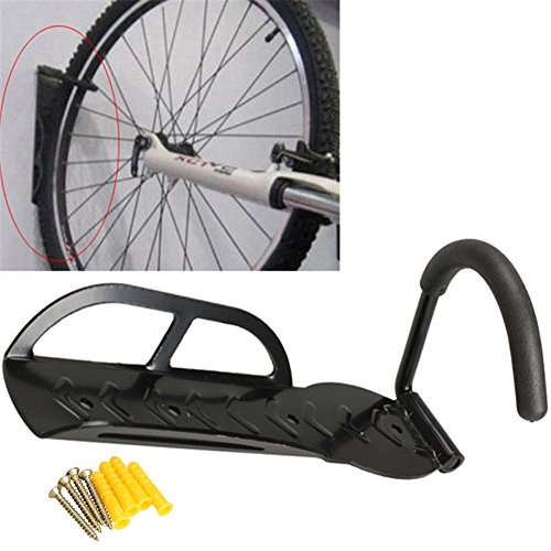 ALTRUISM Cycling Bicycle Bike Showing Stand Wall Hooks Hanger Wall Mounted Rack Bicycle Wall Hanging Rack Strong Steel