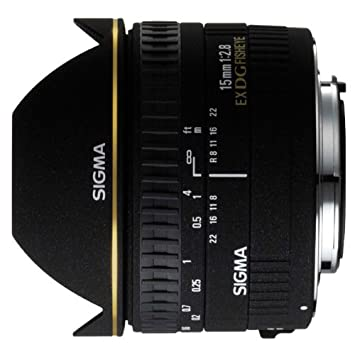 Sigma mm  F  EX FISHEYE