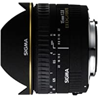 Sigma 15mm f/2.8 EX DG Diagonal Fisheye Lens for Sigma SLR Cameras