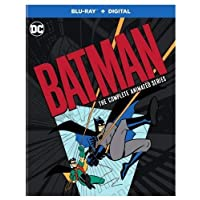 Deals on Batman: The Complete Animated Series Blu-ray + Digital