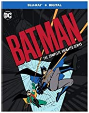 Batman: The Complete Animated Series (Blu-ray w/ Digital Copy)