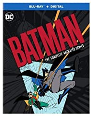 Batman: The Complete Animated Series (Blu-ray w/ Digital Copy)Now in High Definition, all 109 action-packed episodes, 35 hours of crime fighting! The critically acclaimed, Emmy-winning series, that redefined the complex super hero to the Dark...