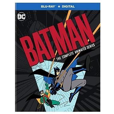 Batman: The Complete Animated Series (Blu-ray + Digital)