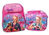 JoJo Siwa 3D 12'' Backpack and Lunch Box Set
