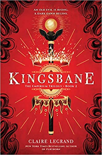 Image result for kingsbane book