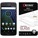 Chevron Ultimate Warrior Pro+ Motorola Moto G5 Plus Tempered Glass