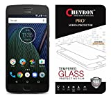 Chevron 2.5D 0.3mm Pro+ Tempered Glass Screen Protector For Motorola Moto G5 Plus