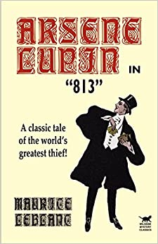 Book Arsene Lupin in 813