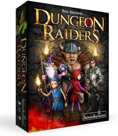 Dungeon Raiders: Amazon.es: Juguetes y juegos