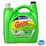 Gain HE Original Liquid Laundry Detergent, 225 fl. Ounce - 146 loads (2 pack)