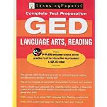 GED Language Arts, Reading (GED Test Prep) by LearningExpress Editors (2008-06-17)
