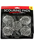 5 Pack Scouring Pads - Case of 72