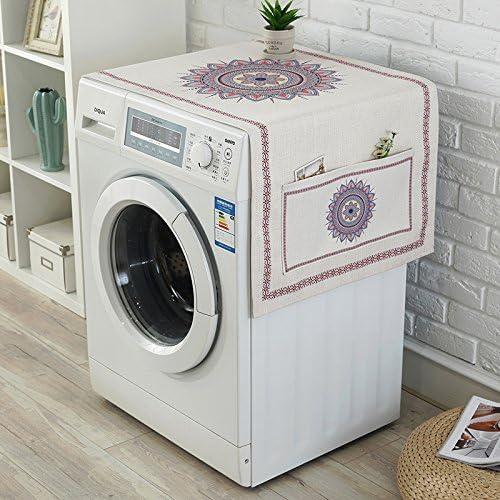 Vintage Art gamuza de cubierta para lavadora de rodillo – algodón ...