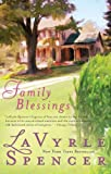 Family Blessings by LaVyrle Spencer front cover