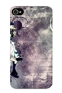 LiIvaxy2008Rvfnn Trinalgrate Awesome Case Cover Compatible With Iphone 4/4s - Kairi Konachan Anime wangjiang maoyi