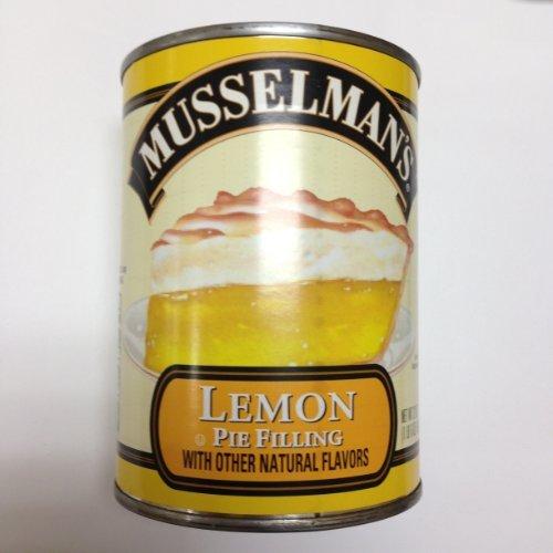 Musselman's Lemon Pie Filling Pack of 2 by Musselmans ()
