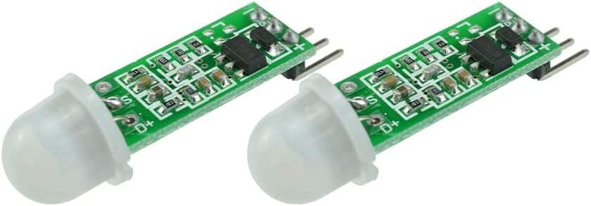 HC-SR505 Infrared PIR Motion Sensor Precise Infrared Detector Module Arduino MCU