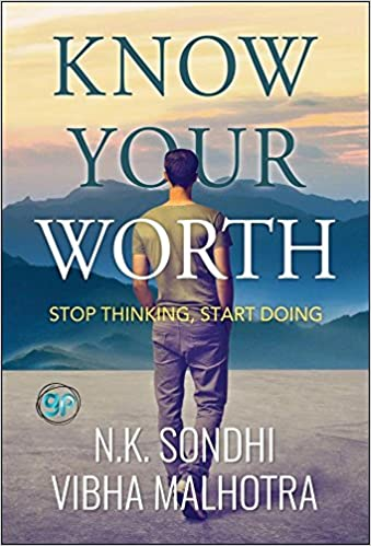 Book Know Your Worth: Stop Thinking, Start Doing