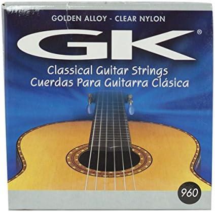 Ortola 6915-099 - Juego cuerdas guitarra clásica gk960 medina ...