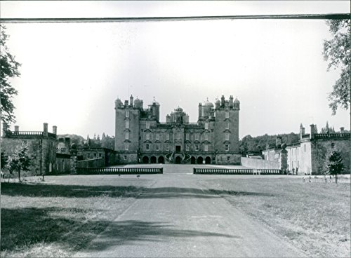 - Vintage photo of The Drumlanrig Castle, 1984.