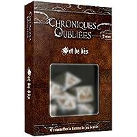 Asmodee BBECOF07 - Chroniques Oubliées Fantasy - Set de Dés Chroniques Oublié