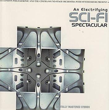 London Philharmonic Orchestra - An EIektrifying Scifi