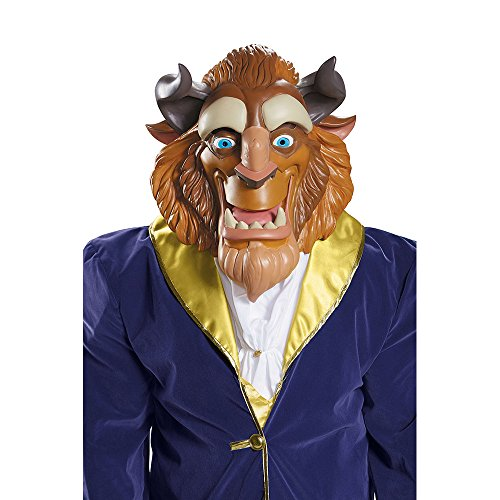 Disguise Beast Deluxe Adult Mask