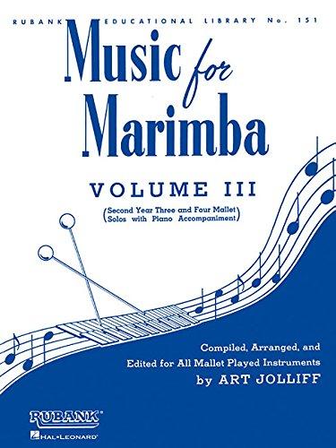 4 Mallet Marimba - 9