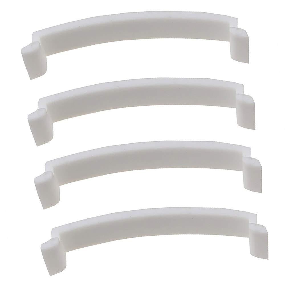 Front Drum Bearing Felt Seal /& X4 Bearing Pads For Beko DRCS DRVS Tumble Dryers