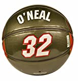 Spalding NBA Miami Heat Shaquille Oneal Jersey Basketball