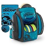 Discraft Grip EQ BX BUZZZ Disc Golf Bag (Ocean)