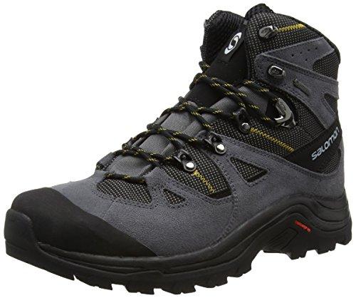 Salomon Discovery GTX - Zapatillas para hombre Gris (Dark Cloud / Cloud / Sunny)
