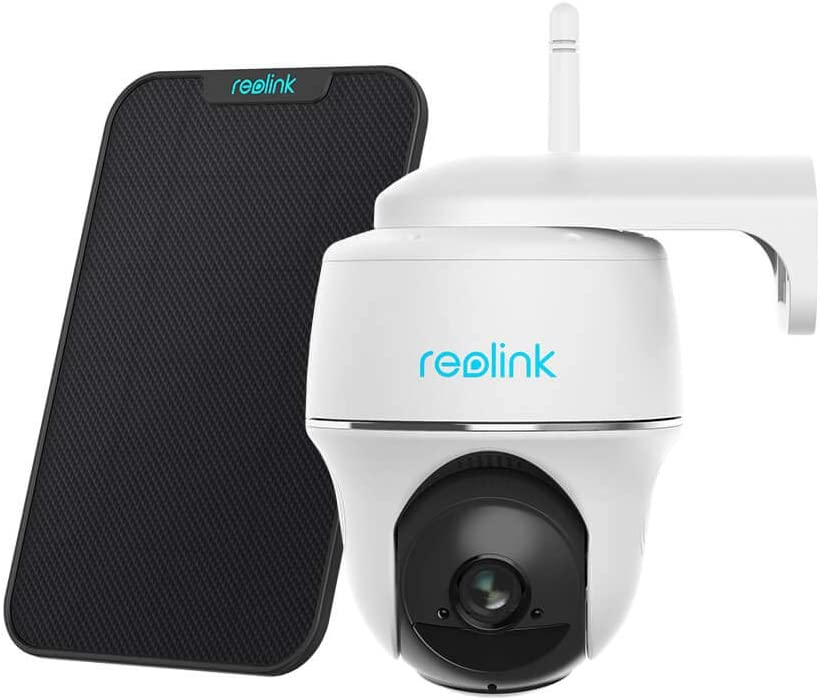 Reolink Argus Security Camera w/ Solar Panel