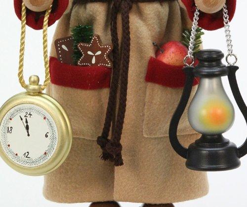 German Christmas Nutcracker - Father time Limited - 46cm / 18 inch - Christian Ulbricht