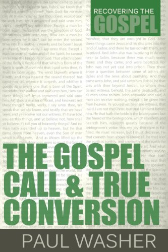 Price comparison product image The Gospel Call and True Conversion (Recovering the Gospel)