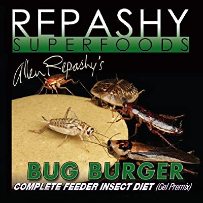 Repashy Bug Burger Insect Gel Food